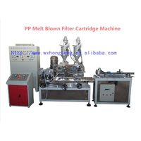 Supply high-quality PP Melt Blown Filter Cartridge Machine