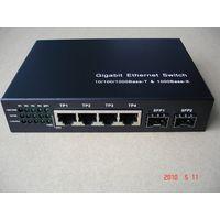 6 ports Unmanaged Gigabit Ethernet Switch