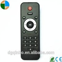 universal black 21 keys MP3 remote control with cheap price