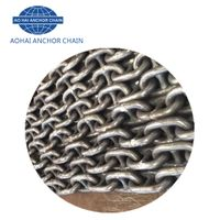 46mm good quality anchor chain U3 with NK certificate