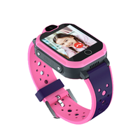 2019 4G BLE smart gps Watch has SOS button support RFID &NFC Video call Thinkrace