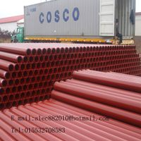 DN125 ST52 Concrete Pump Trailer Pipe