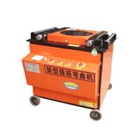 Hot sale good quality electric manual steel bar bending machine