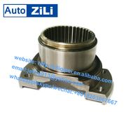 1085304025 Hight quality bus spare parts QJ805 S5-80 transmission gearbox output flange for sale
