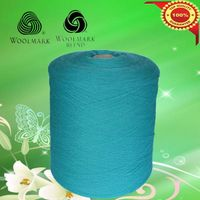 high quality worsted wool acrylic blend knitting yarn for sale