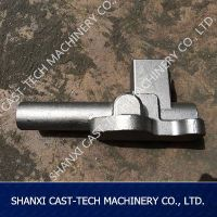 Shell Casting Ductile Iron Hydraulic Parts