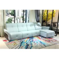 Hot selling multifunction solid wood frame sectional living room sofa