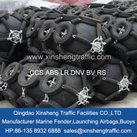 floating pneumatic inflatable rubber jetty fender