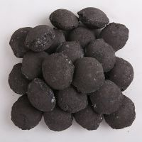 Good quality Si50C10 ball 10-50mm silicon carbide briquette