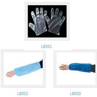 Disposable PE glove,disposable non woven sleeve cover