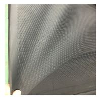 new mould 3mm anti slip Embossed CR neoprene rubber sheets by roll