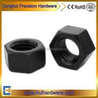 Carbon Steel Class 8 Hex Nut Black