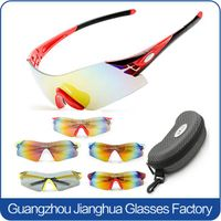 2015 fashion men sunglasses UV400 protective sports eye glasses