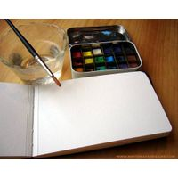 Water Colour Sketch book thumbnail image