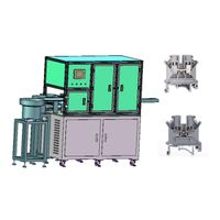 DIN Rail Mounted Terminal Blocks Assembly Machine