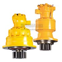 SWING MOTOR & REDUCTION GEAR FOR HYUNDAI EXCAVATOR