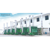purification of exhaust air treatment equipment for diesel furnace thumbnail image