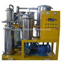 TYF Series Fire-resistant hydraulic oil and EH phosphate fire-resistant fuel oil purifier thumbnail image