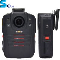 15h Continuous Recording 24h Standby time WIFI GPS body camera police ambarella