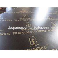 2017 D&Q Top quality 18mm plywood for construction