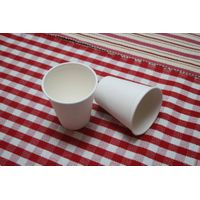 100% biodegradable 260ml water cup