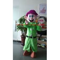 OISK Professional custom mascot costume dwarves mascot adult size