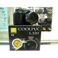 Nikon COOLPIX L320 16.1 MP Digital Camera