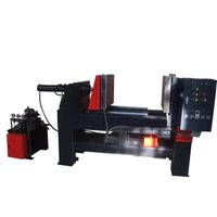 VOL-865 12kv epoxy resin pipe insulation machine apg curing oven