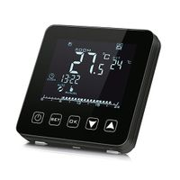 HY08WE-02 WiFi Smart Touch Screen Thermostat for under floor heating