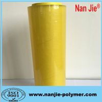Nan Jie pvc plastic food packaging wrap film rolls manufacturer