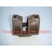 Scaffolding Fittings - Ringlock Ledger Head / Brace Head thumbnail image