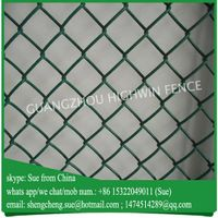 China factory farm fence chain link fence wholesale price