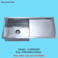 Alexander 304SUS kitchen stainless steel sink LSH9446