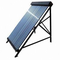 split pressurized solar energt water heater