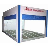 PVC curtain prep station