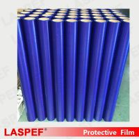 LASPEF 2016 new hot blue film, famous plastic manufacturer in china, good quality pe film