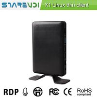 Cheap cloud computing terminal X1 A20 dualcore 1.2Ghz factory price CE FCC ROHS