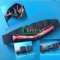 Water Resistant Fitness Workout Running Waist Belt