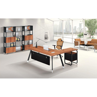 modern office executive desk,wooden office desk(PG-15B-18C)