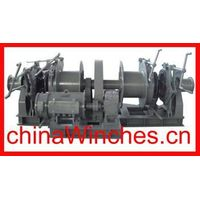 combined electro hydraulic multi drum windlass and winch thumbnail image