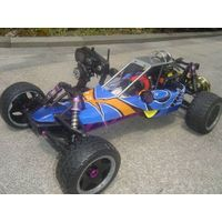 DDM Pipe Baja 5b SS 26cc with 2.4G 3 Channel control thumbnail image