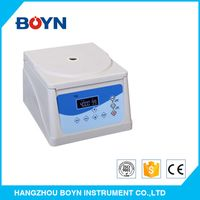 TD3 Microprocessor control Tabletop low speed hematocrit function of prp centrifuge machine with DC