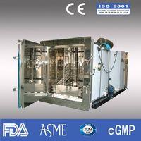 Lyophilizer/ Pharmaceutical lyophilizer/ industrial lyophilizer/Capacity 600kg