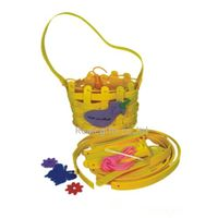 Knitting Basket EVA Art DIY toy promotion gift