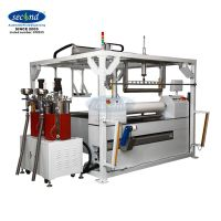 SEC-8040GL CE Certificated high speed Industrial RO reverser osmosis water purified making machine thumbnail image