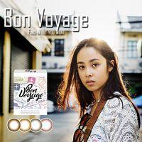 PC Slicone Hydrogel Soft Color Contact Lens- Bon Voyage