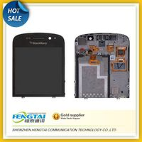 Wholesale For Blackberry q10 Lcd Digitizer Touch Screen assembly
