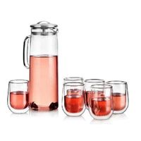 Heat-resistant Borosilicate Glass Coffee Pots