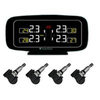 TPMS with LCD Display, Multifuctional Alarm and 2.1 to 3.6V Operating Voltage