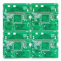 Fast Double-sided PCB with Flexibility, 1.5oz Copper Thickness